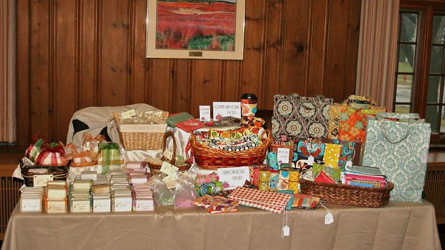 Loveland Craft Show Display