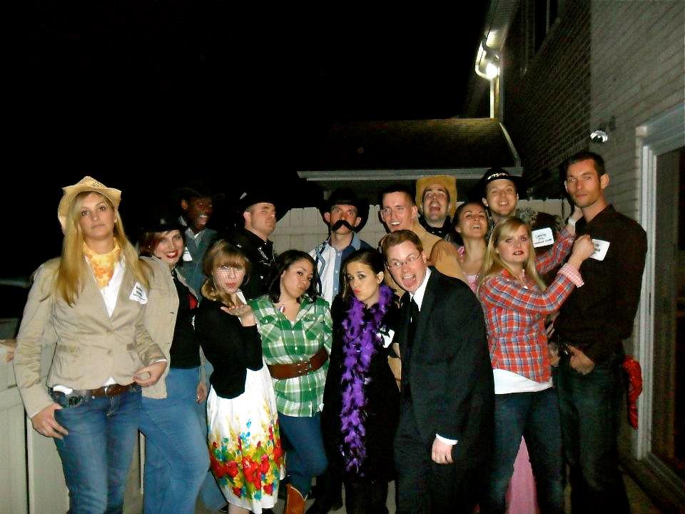 yandary's party