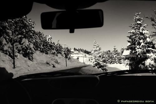 Black & as White as snow