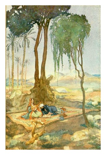 030-Rubaiyat 1909- ilustrado por Willy Pogany