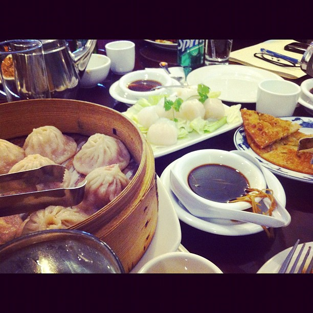 ... part 2: pork soup dumplings, shrimp dum… | Flickr - Photo Sharing