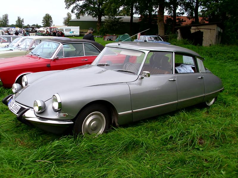 Citro 235 N Ds 21 Pallas 1966
