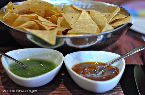 Chips & Salsa at Rosa Mexicano ~ Minneapolis, MN
