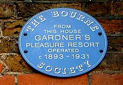 Photo of Blue plaque number 8290