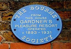 Photo of Blue plaque № 8290