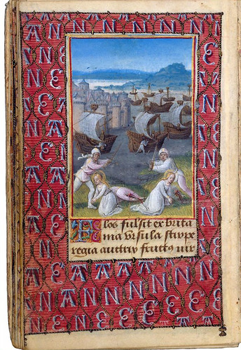 010-Prayer Book of Anne de Bretagne-siglo XV-Jean Poyer-© The Morgan Library & Museum