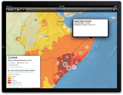MapBox for iPad now supports map layer legends