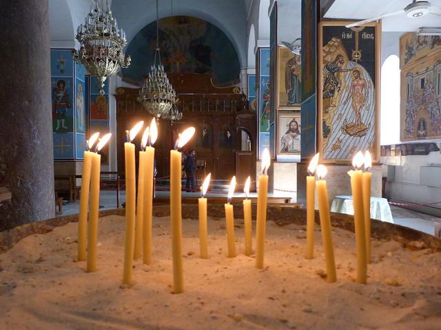 Iglesia de San Jorge (Mádaba, Jordania)