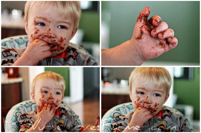 Nutella Face