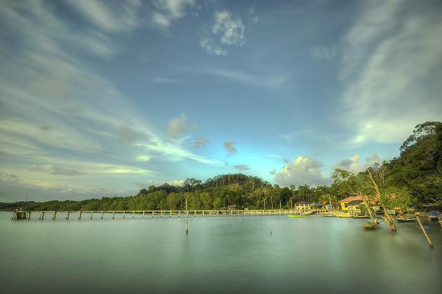 Jeti Nelayan Pasir Panjang
