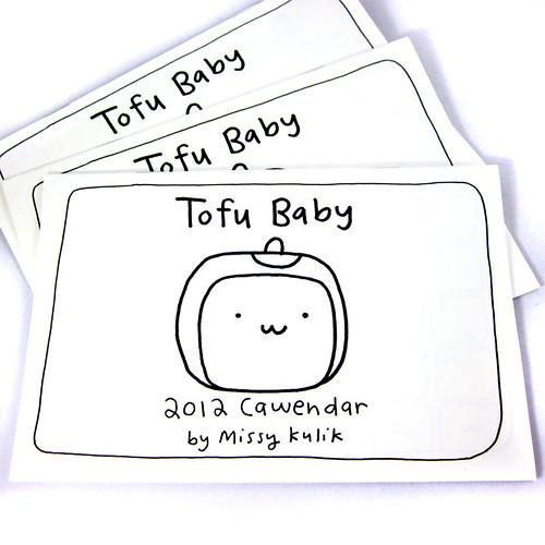 Tofu Baby 2012 Cawendar-4