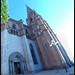 Lateral en perspectiva de templo de San José Obrero en Arandas, Jalisco por Oscar AM