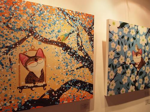 Catmasutra - 7th Heaven @ Utterly Art