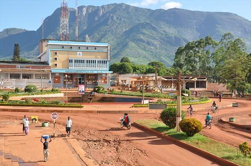 Gurue town