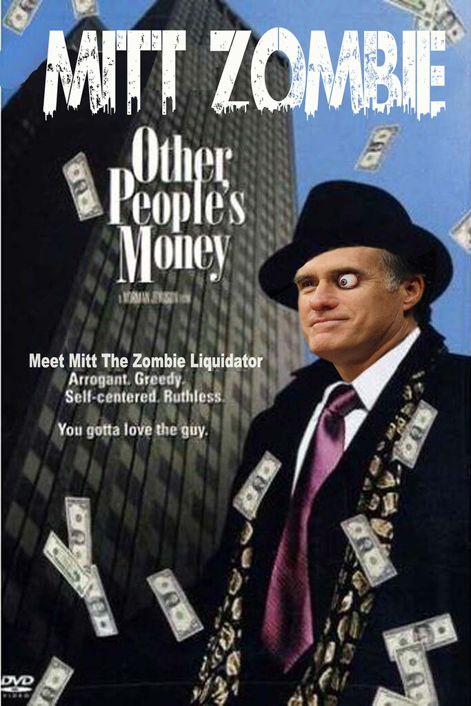 MITT ZOMBIE THE LIQUIDATOR