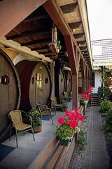 hotel barriles vino