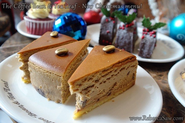 coffee bean - Christmas menu-2
