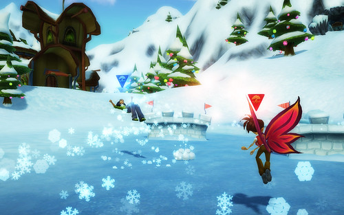Free Realms for PSN: Snow Days