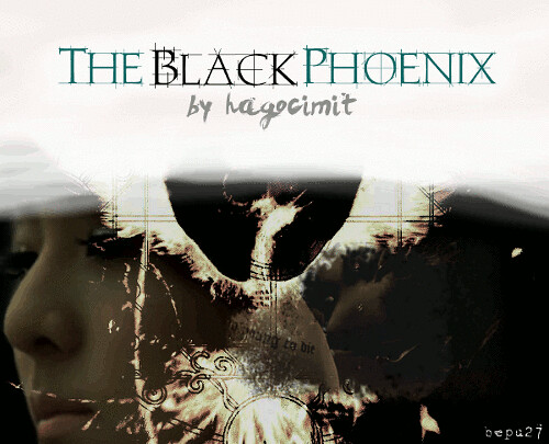 (10-43) The Black Phoenix by bepu27