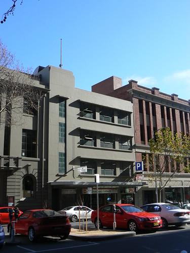 former Victoria Car Park, Melbourne