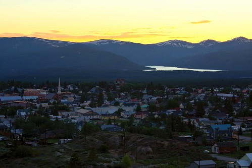 leadville colorado co hdr highdynamicrange mine mining rusting old sunset town gold lake turquiose
