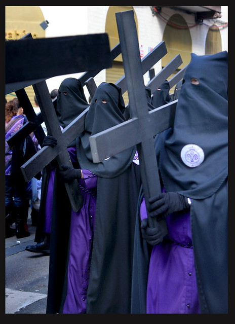 HOLY WEEK PENITENTS