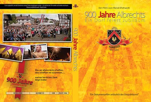 900 Jahre Albrechts - DVD Cover