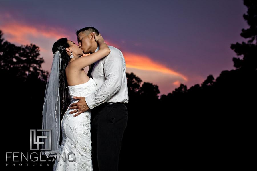 Sophear & Jake's Pre-Wedding Bridal Session | Vines Garden | Lawrenceville Wedding Photographer