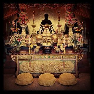 Yuen Yuen Institute - Temple - Confucianism - Taoism - Buddhism - Hong Kong