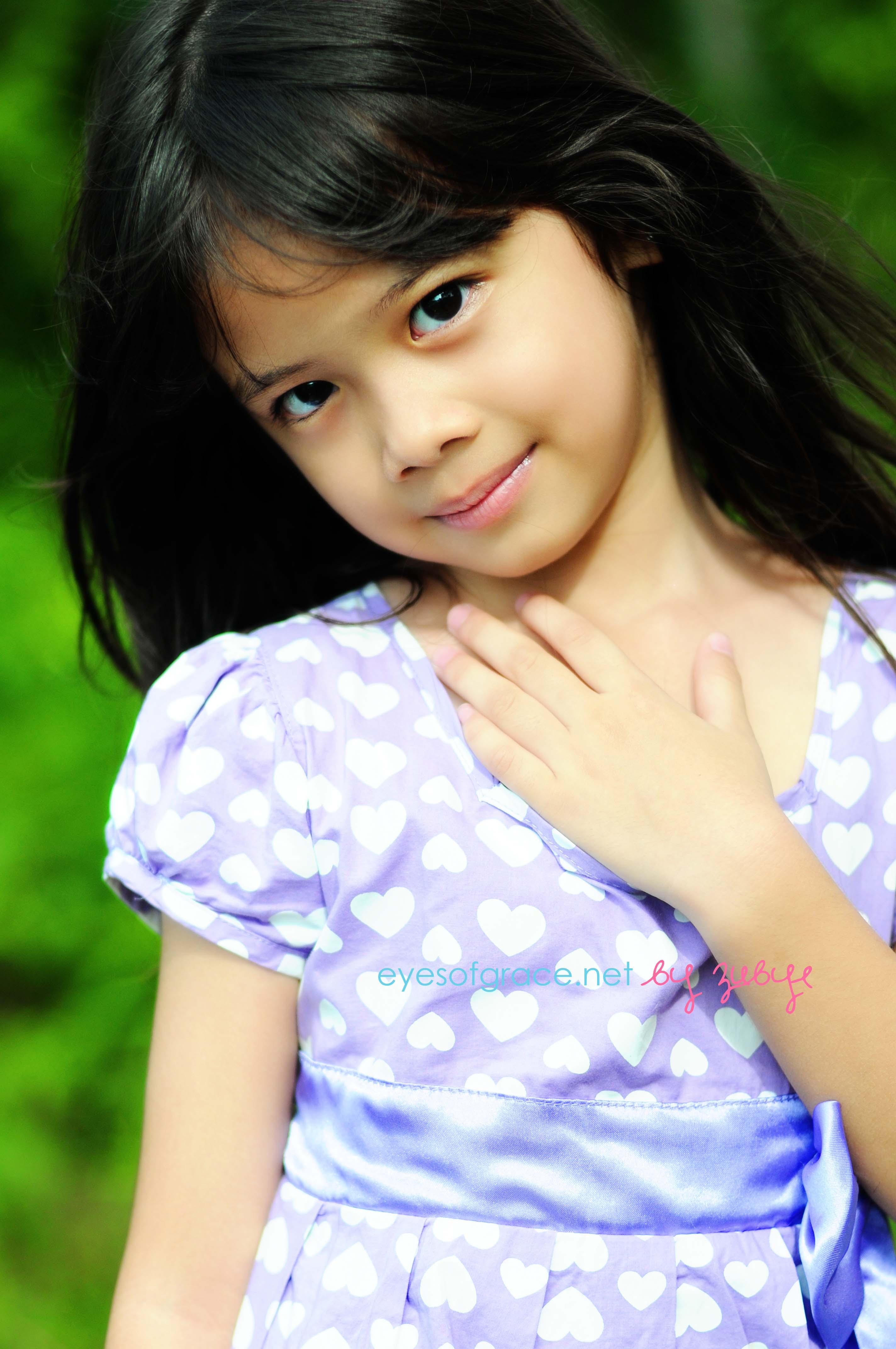 Malaysia Little Girl
