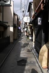 Pontocho Street Kyoto
