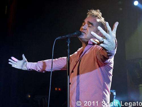 Morrissey - 12-18-11 - Royal Oak Music Theatre, Royal Oak, MI