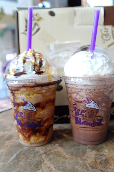 coffee bean - Christmas menu-7