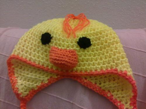 Chick Hat