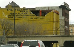 The Yellow Warehouse