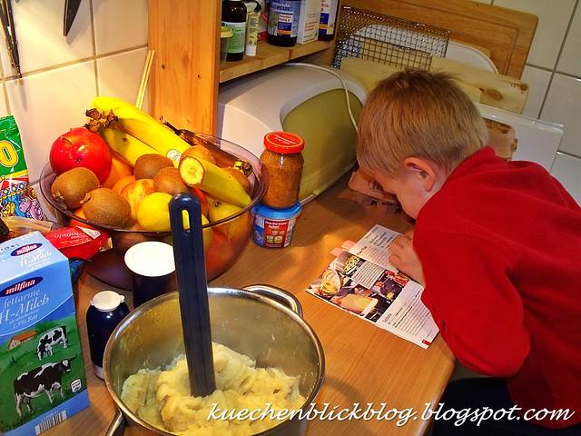 Neulich in der Küche