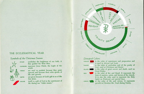 The Festival of Christmas: The Ecclesiastical Year