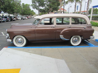 Chevrolet Wagon - 1953