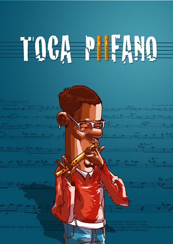 Toca PiifanO by GregOne Brasil
