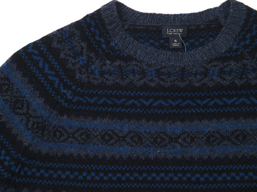 J.Crew / Fairisle Sweater