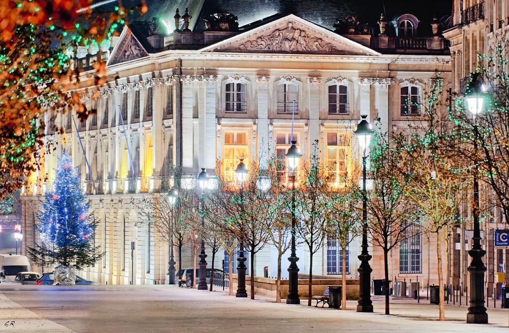Noël à Bordeaux.
