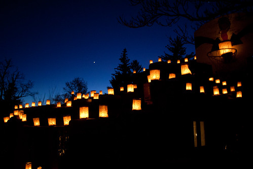 Celebrate the Holidays in Santa Fe