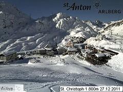 Arlberg– St. Christoph