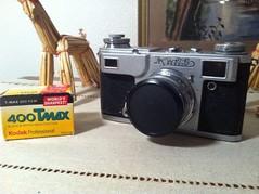 Kiev 35mm camera