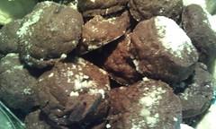 Kristine Vejar's Devil's Delight Cookies