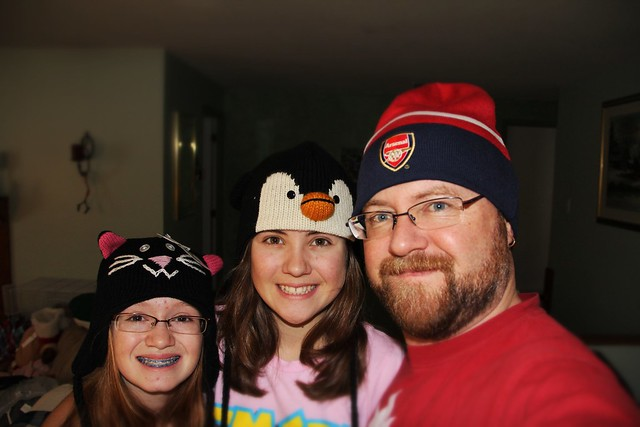 Christmas touques