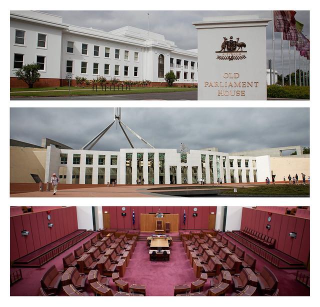 Canberra, czyli miejsce, do którego nikt nie chce jeździć