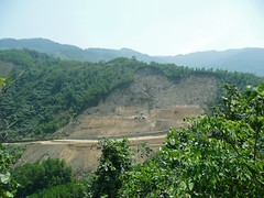 Ho Chi Minh Highway landslide