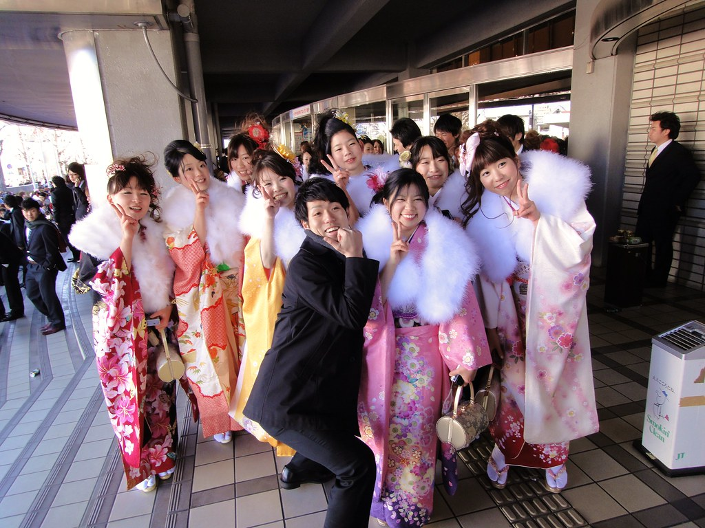 日本│別以為和服、浴衣都一樣,不同節日有不同 ...