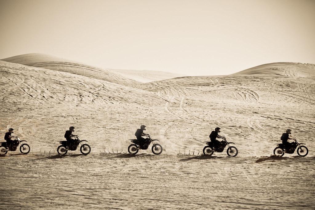 Sal Riding